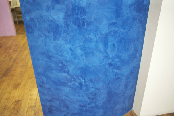 Venetian Plaster – The wall finish to paint it once and keep forever
